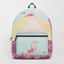 Carousel Dream Mint Backpack