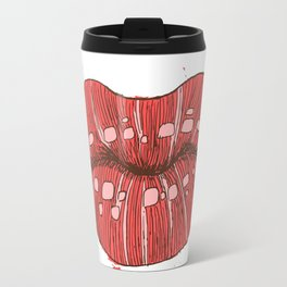 There Are No Expectations Travel Mug