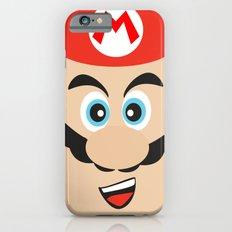 Super Mario Bros NES iPhone 6s Slim Case