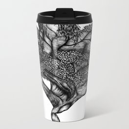 Nature's Heart Metal Travel Mug