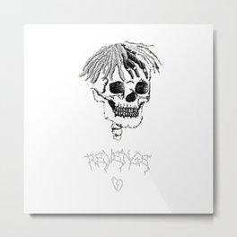 XXXTENTACION - REVENGE Metal Print