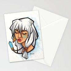 Princess Kida Stationery Cards