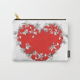 Flowerlove Carry-All Pouch