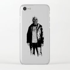 Leroy - Salvation Clear iPhone Case