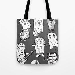 everyday heroes | version Tote Bag
