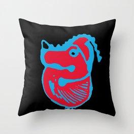 Sb seaman Throw Pillow