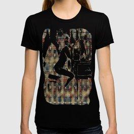 Shore Acres Quilt Plaid T-shirt