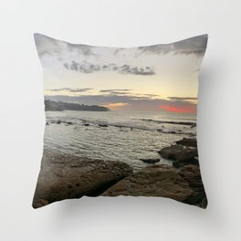 Bronte Beach, NSW, Australia Throw Pillow