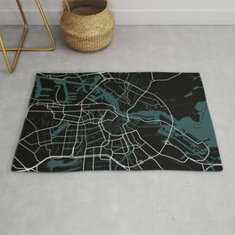 City of Amsterdam Rug
