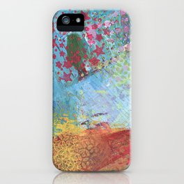 What love looks like iPhone Case