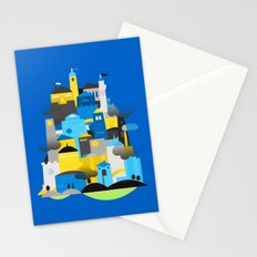 Magic Town Stationery Cards