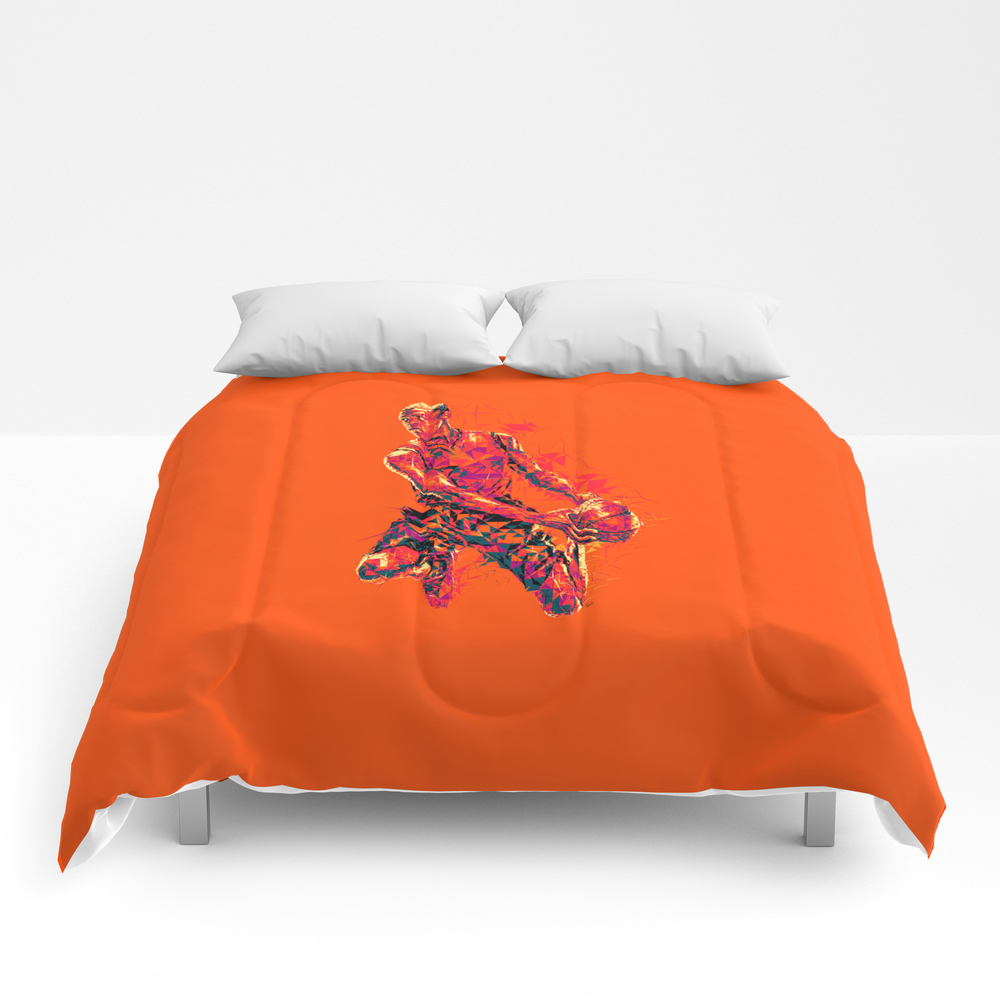 I Love This Game Comforter by Anikl CMF8399320