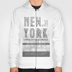 Metropolis New York Hoody