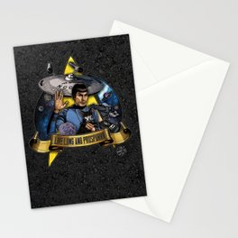 Live Long and Prospurrr... Stationery Cards