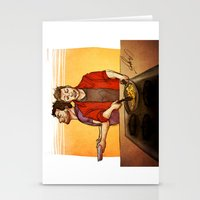 cooking Stationery Cards featuring Cooking by vieroksuja