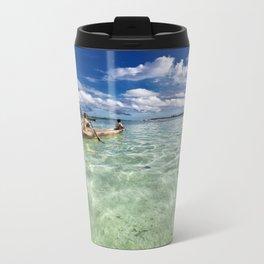 Lagoon Metal Travel Mug