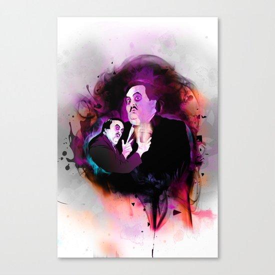 Paul Bearer Canvas Print
