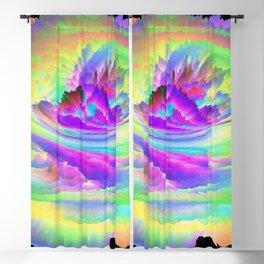Color Storm Blackout Curtain