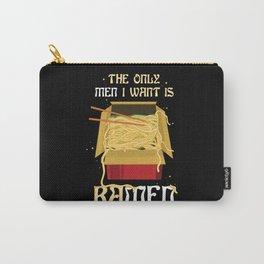 My Men RaMen Carry-All Pouch