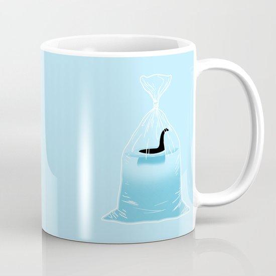 Loch Ness Golden Fish Mug