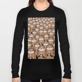 sloth-tastic! Long Sleeve T-shirt