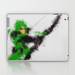 Green Arrow Laptop & iPad Skin
