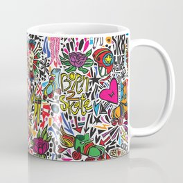 Derby Girl Coffee Mug