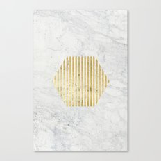 esa gOld Canvas Print