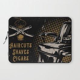 Gentlemen's Barber Shop LA Laptop Sleeve