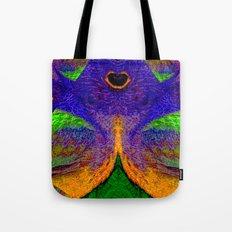 Internal Kaleidoscopic Daze- 12 Tote Bag