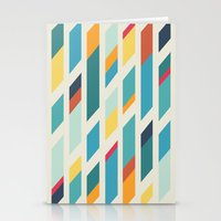 quilt Stationery Cards featuring Quilt by Evan Hinze