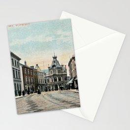 Fore Street Tiverton Devon 1890s Stationery Cards