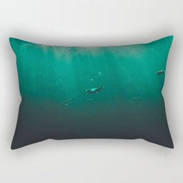 Little Fish Rectangular Pillow
