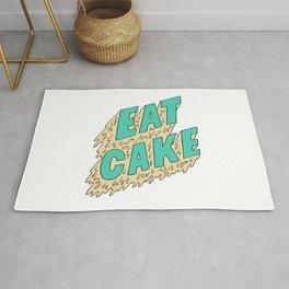EAT CAKE Rug
