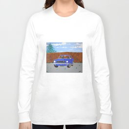 1967 Ford Mustang Long Sleeve T-shirt