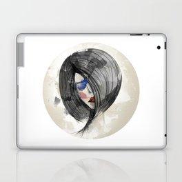 Girlie 02 Laptop & iPad Skin