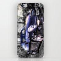 porsche iPhone & iPod Skins featuring Porsche by ian hufton
