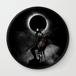 Knight of Astora Wall Clock