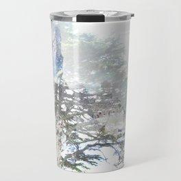 Where the sea sings to the trees - 5 Travel Mug