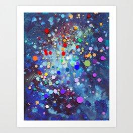 Rainbow Study Art Print
