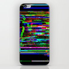 Angry Pixels iPhone & iPod Skin