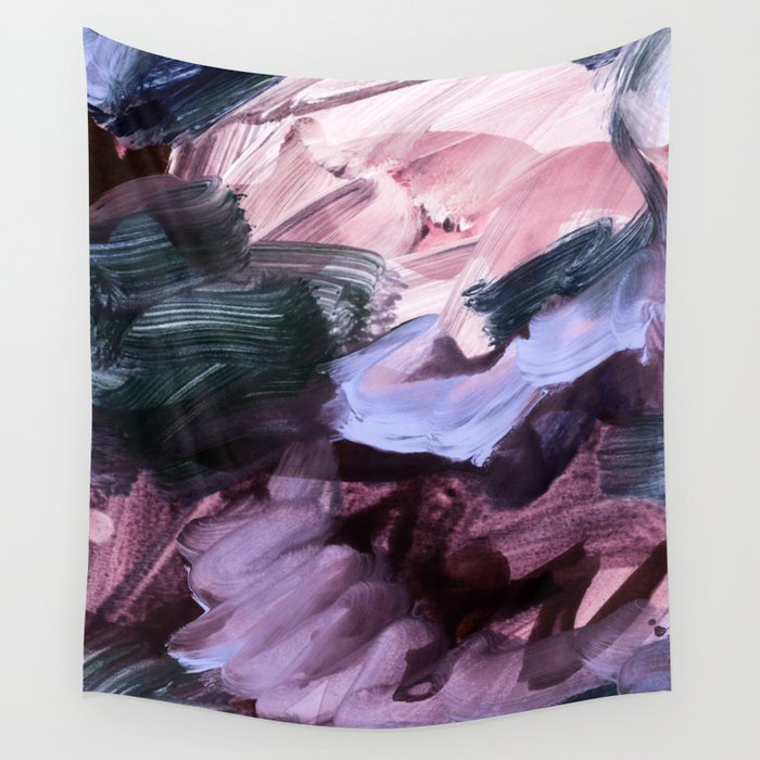 abstract painting VII Wall Tapestry
