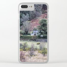 Travel to Ireland: A Country Home Clear iPhone Case