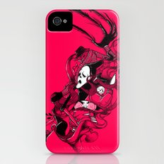 DRESS TO KILL iPhone (4, 4s) Slim Case