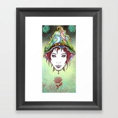Fairie Framed Art Print