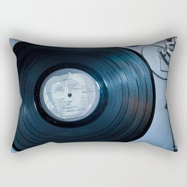 Vinyl John Rectangular Pillow