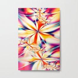 Fractal Art XX Metal Print