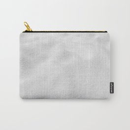 Snowscape // High Resolution Snow Drift Close Up Landscape Photo Winter Vibes Carry-All Pouch
