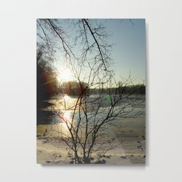 Winter Wonderland 06 Metal Print