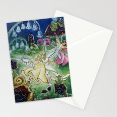 Fairy Ball Stationery Cards